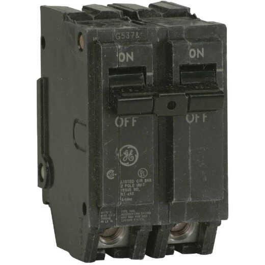GE THQL 40A Double-Pole Standard Trip Circuit Breaker