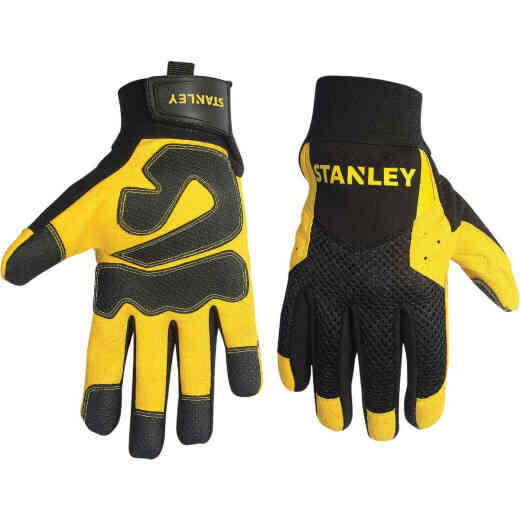 Stanley Men's XL Synthetic Leather High Performance Glove