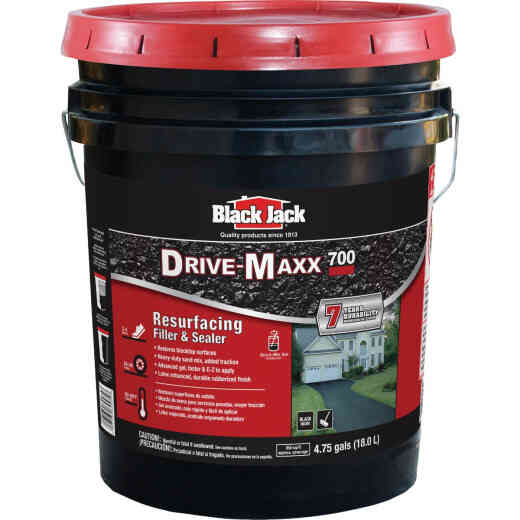 Black Jack Drive-Maxx 700 5 Gal. 7 Yr. Fast Dry Filler and Sealer